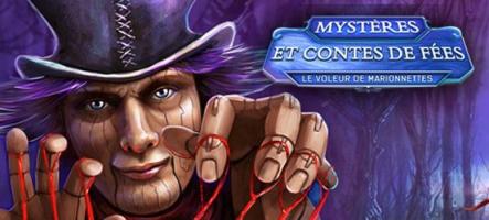 Mystères et Contes de fées : Le voleur de Marionnettes