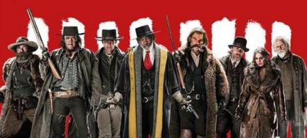 La chronique cinéma de Paf! : Les Huit Salopards de Tarantino