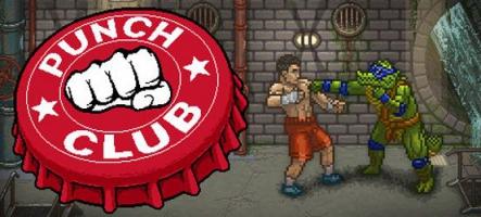 Punch Club : Gérez une carrière de boxeur !