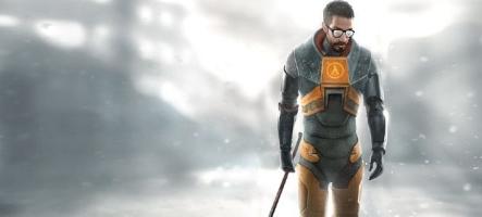Le scénariste de Half-Life quitte Valve