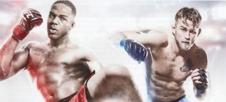 EA Sports UFC 2 : K.O. et soumissions