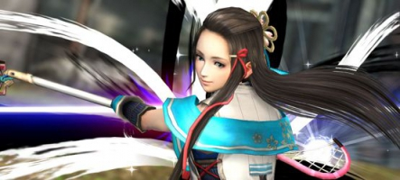 Samurai Warriors 4 Empires : Bastons nipponnes