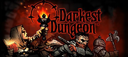 Darkest Dungeon : Un RPG gothique