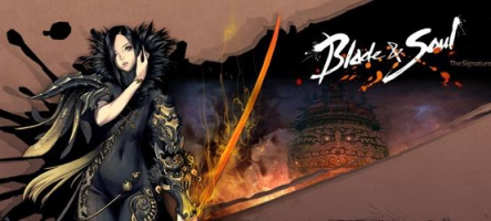 Le MMORPG Blade and Soul est disponible