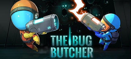 The Bug Butcher : Un shoot inspiré de Super Pang!