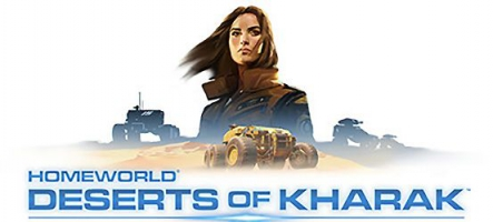 Homeworld: Deserts of Kharak est disponible