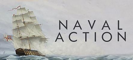 Naval Action : Bateau, sur l'eau...