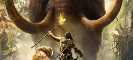 Far Cry Primal : Le jeu qui va vous donner envie de vous balader à poil avec une peau de bête
