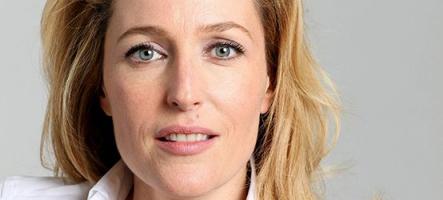 Gillian Anderson : De X-Files à Star Citizen