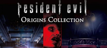TEST : Resident Evil Origins Collection (PC, PS4, Xbox One)