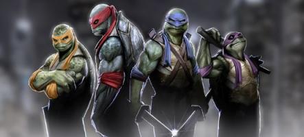 Un jeu Tortues Ninja développé par Platinum Games