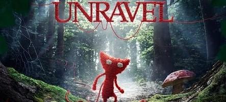 Unravel : un joli jeu avec une jolie musique