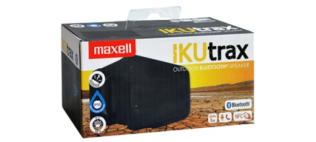 TEST : Enceinte Bluetooth Maxell IKUtrax