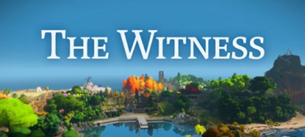 The Witness : La suite de Braid est disponible