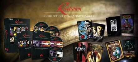 Revolution: Collection 25ème Anniversaire, la compilation ultime
