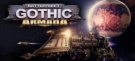 Battlefleet Gothic: Armada, un nouveau jeu de stratégie Warhammer 40,000