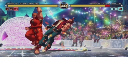 King of Fighters XII : encore en retard