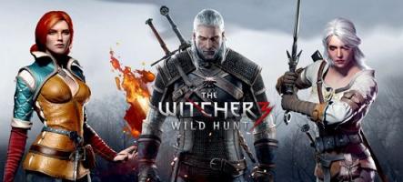The Witcher 3 est le jeu le plus mis en avant sur le net durant l'année 2015