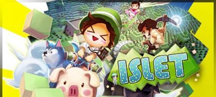 Islet Online : un MMORPG Krô mignon