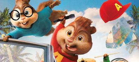Alvin et les Chipmunks : À fond la caisse, la critique du film