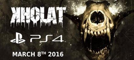 Kholat : l'horreur débarque sur PS4