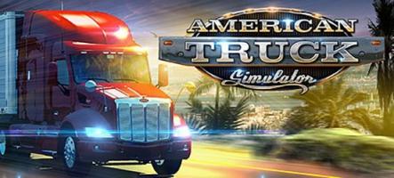 American Truck Simulator : Jouez les routiers américains