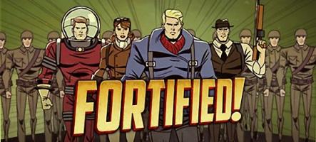 Fortified : L'attaque des martiens
