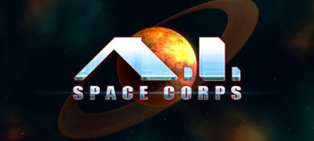 A.I. Space Corps : Un nouveau shoot