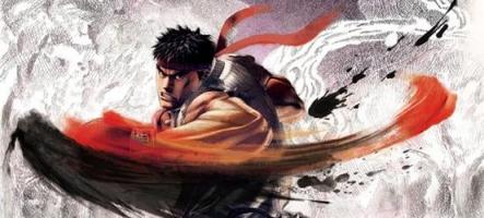Street Fighter V : encore une vidéo