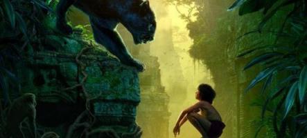 Le Livre de la jungle : décourez la nouvelle bande-annonce !