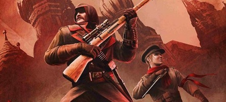 Assassin's Creed Chronicles Russia est disponible