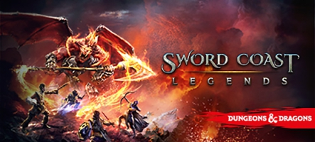Sword Coast Legends : Donjons et Dragons arrive sur PS4 et Xbox One