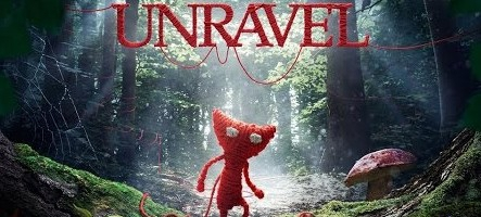 TEST : Unravel (PC, PS4, Xbox On...