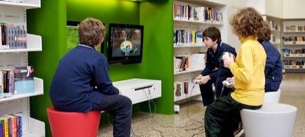 De Malraux à Mario : les bibliothèques s'ouvrent de plus en plus aux jeux vidéo
