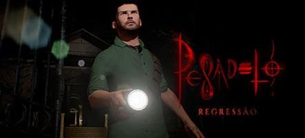 Pesadelo - Regressão, un jeu vidéo d'horreur venu du Brésil
