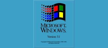 1000 jeux Windows 3.1 à jouer gratuitement