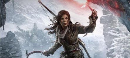 Rise of the Tomb Raider reçoit le prix du meilleur scénario
