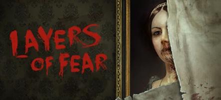 Layers of Fear : L'horreur est dans votre PC