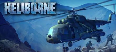 Heliborne : Devenez pilote d'hélico
