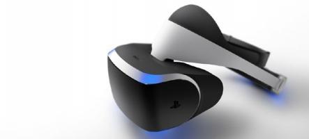 Playstation VR : le casque à réalité virtuelle de Sony pour la fin de l'année ?