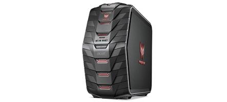 TEST : Acer Predator G6, un PC idéal pour le jeu vidéo
