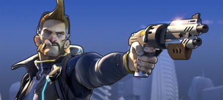 Atlas Reactor, un nouveau jeu tactique multijoueur