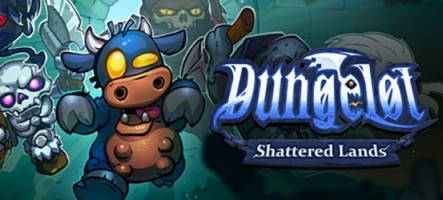 Dungelot: Shattered Lands, un démineur RPG