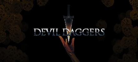 Devil Daggers : Un FPS façon années 90