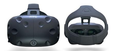 Le HTC Vive dévoilé en vidéo