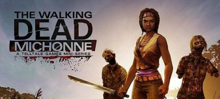The Walking Dead Michonne : le lancement