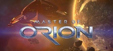 Master of Orion : L'accès anticipé dès vendredi prochain