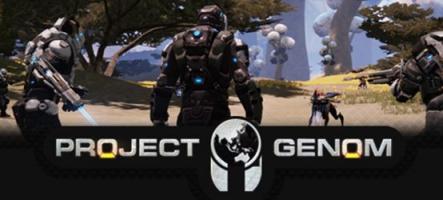 Project Genom : La guerre des planètes
