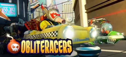 Obliteracers : Mario Kart chez les aliens