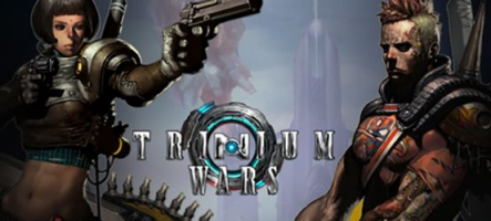 Trinium Wars : un MMORPG post-apocalyptique